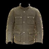 Merlin Yoxall Wax Cotton Jacket