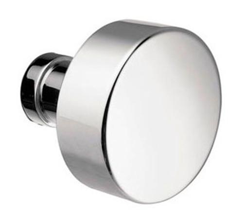 Round Brass Modern Door Knob by Emtek 360 Yardware