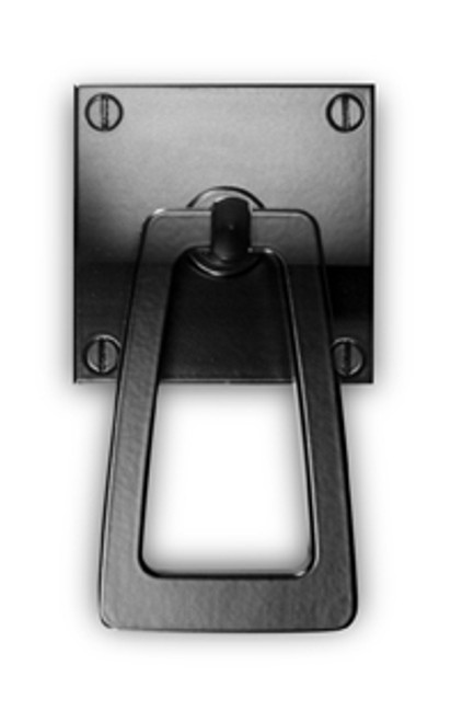 Modern Ring Pull with Tapered Handle
