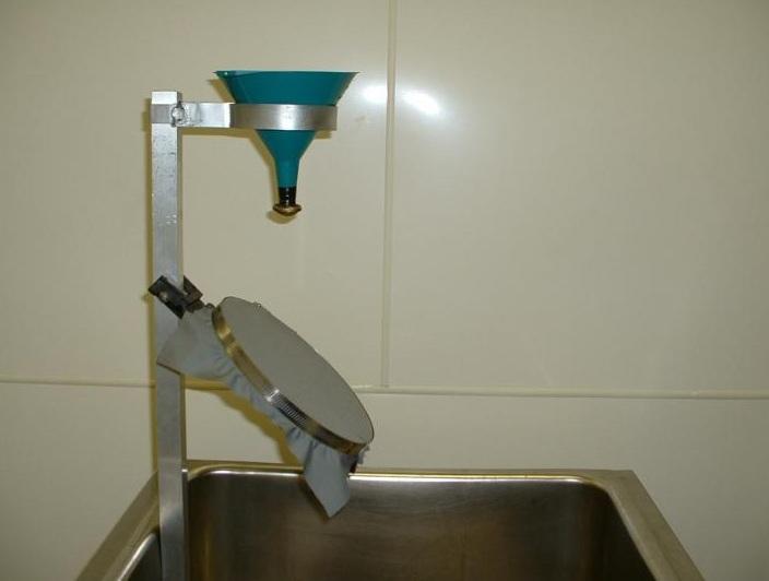 Tape Measure Test >> DIY Fabric Water Repellent Test