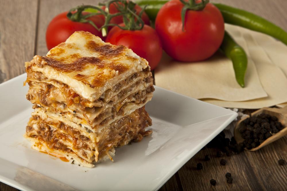Sicilian Pasticcio Lasagna