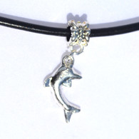 Dolphin Dangle Bead