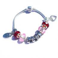 LOVE Braille Letterbead Bracelet (Complete Set)
