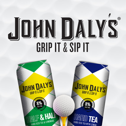 John Daly Cocktail Logo