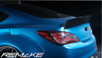 REMAKE FRP Trunk Wing for Hyundai Genesis Coupe