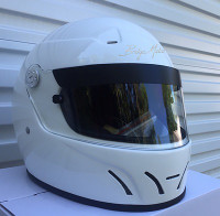 BridgeMoto Competition Pro Helmet - Snell SA2020