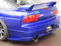 Car Modify Wonder S13 / 180SX Rear Bumper
