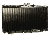 Koyo 89-94 Nissan 180SX Silvia S13 SR20DET MT Copper Radiator