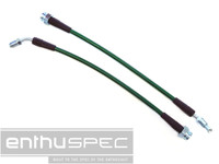 Nissan S13/S14 with Z32/300ZX Conversion Brake Line Kit - Rear Only