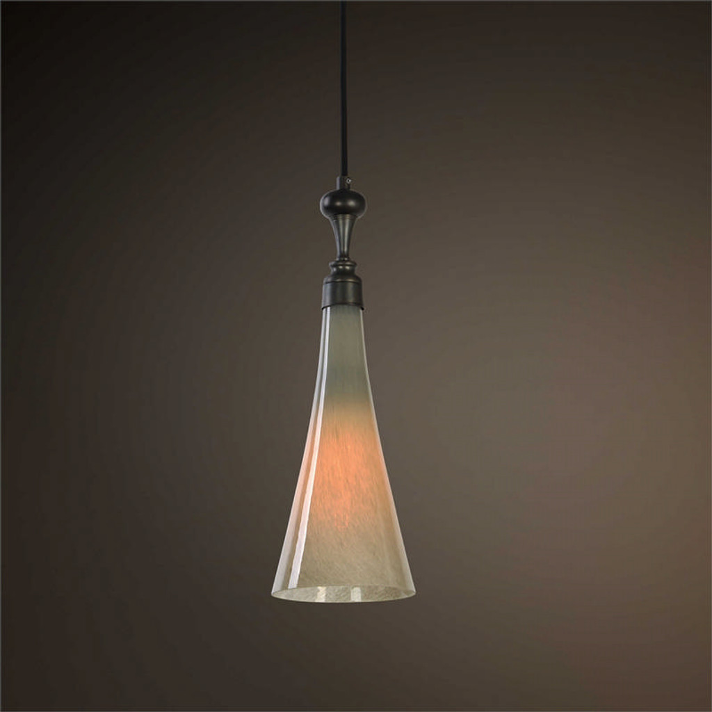 Arona  1-Lamp Mini Ceiling Pendant Light by Uttermost