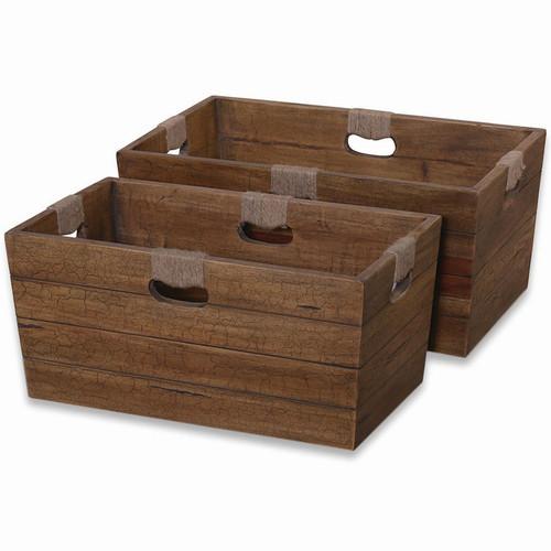 Hancock storage box set / 2 - Any Colour