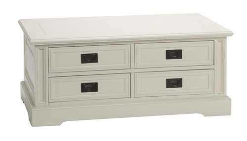 Classic Coffee Table 4 Drawer