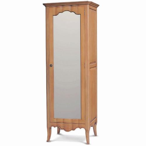 Monaco Mirror Wardrobe  - Any Colour