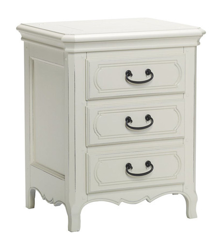 Chateau Bedside - LAST ONE  A/Cream