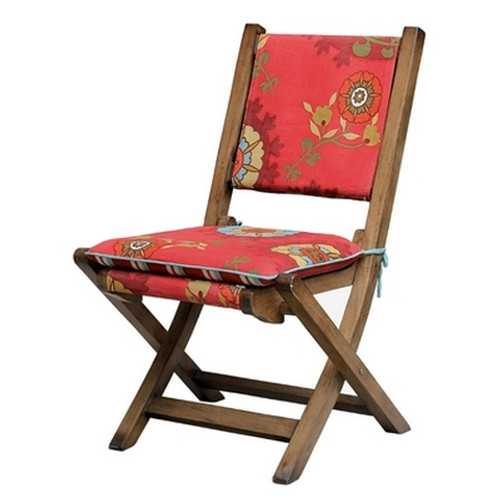 Fabulous Folding Chair  - Antique Oak /F334/D00