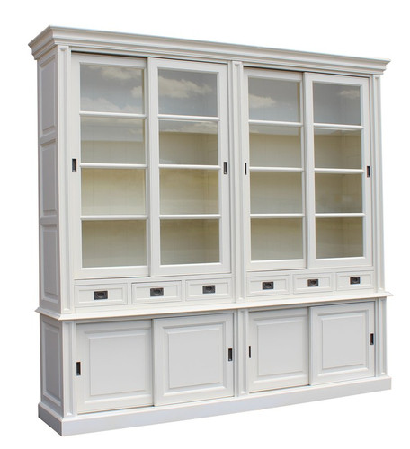 Bella House Classic 4 Door Dresser - Slide Door