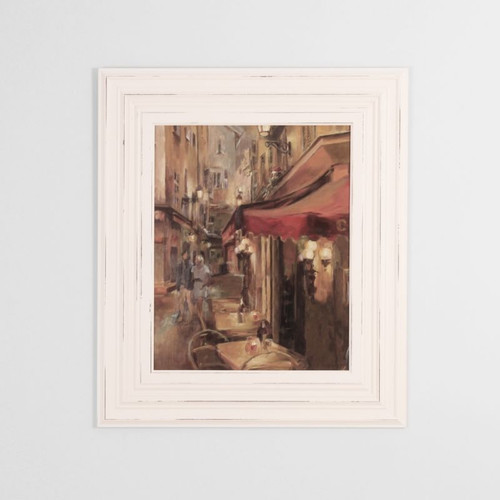 Framed Print: After The Show