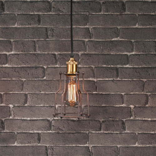 "Indiana Pendant Light 10"""