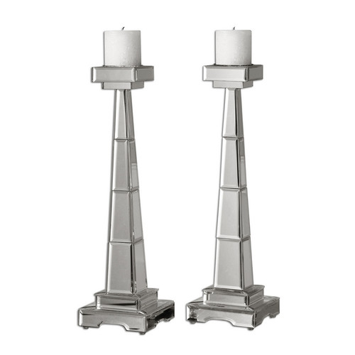 Alanna Candleholders - Set of 2
