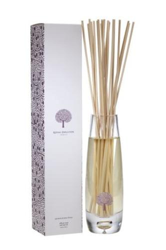 Royal Doulton Reed Diffuser and Vase Set - Gardenia & Lotus Flower