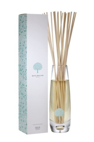 Royal Doulton Reed Diffuser and Vase Set - Ylang Ylang & Tuberose
