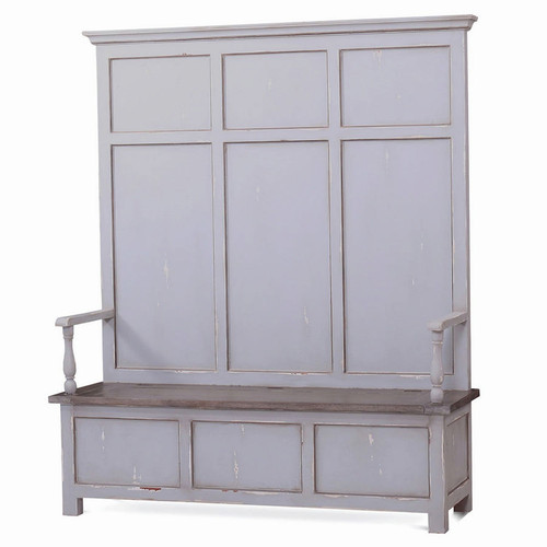 Pilgrims Entry Bench  - Any Colour