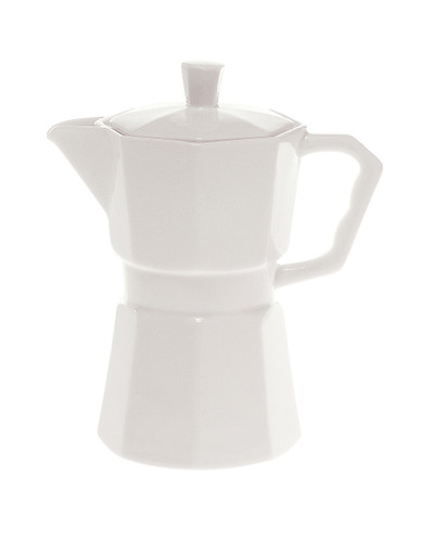 Porcelain Coffee Percolater Jug