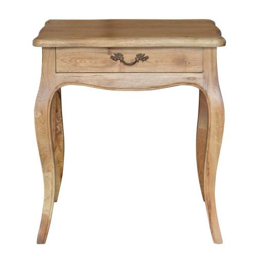 Josephine Bedside Table - Natural Oak