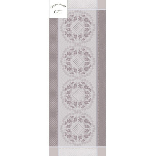 Table Runner ROSES ANCIENNES Ficelles