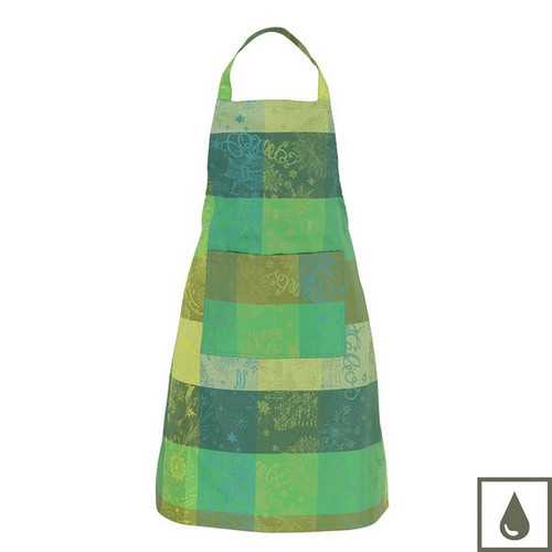 Apron MILLE COULEURS Lime