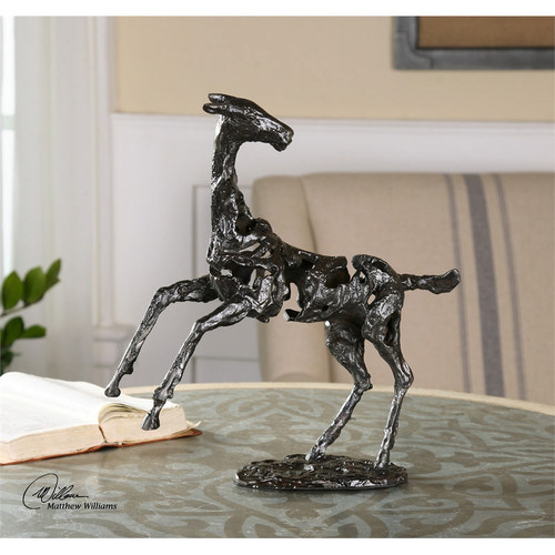 Rearing Horse by Uttermost