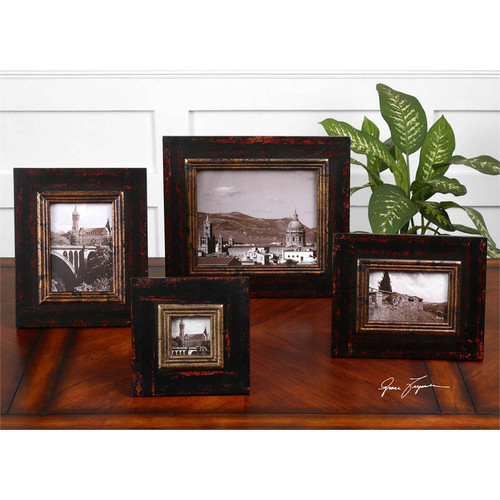 Kitra Photo Frames - Set of 4