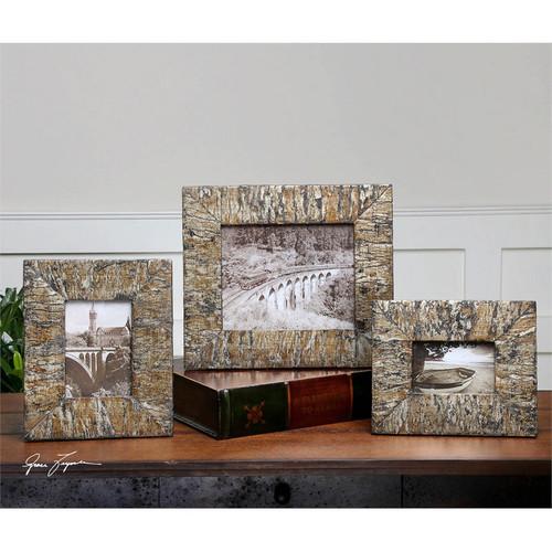 Coaldale Photo Frames - Set of 3