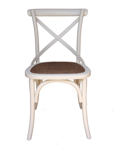 Bentwood Dining Chair (Antique Cream)