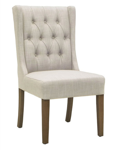 Bella House Camille Dining Chair - Bisque