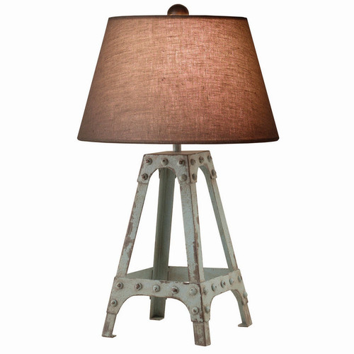 Aviator Table Lamp - Size: 66H x 41W x 41D (cm)