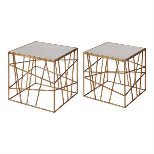 Karkin Accent Tables S/2 by Uttermost