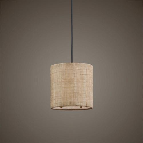 Dafina 1-Lamp Mini Ceiling Pendant Light by Uttermost