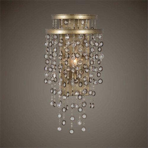 Valka 1-Lamp Sconce by Uttermost