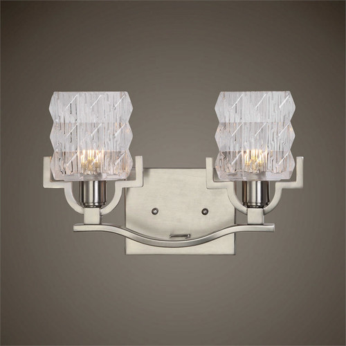 Copeman 2-Lamp Vanity Strip
