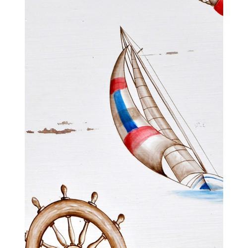 A170 Sailing Artwork