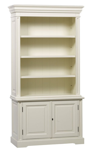 Classic 2 Door Bookcase