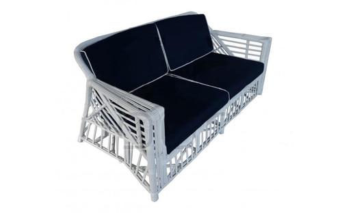 Ballina 2.5 Seater Sofa - White