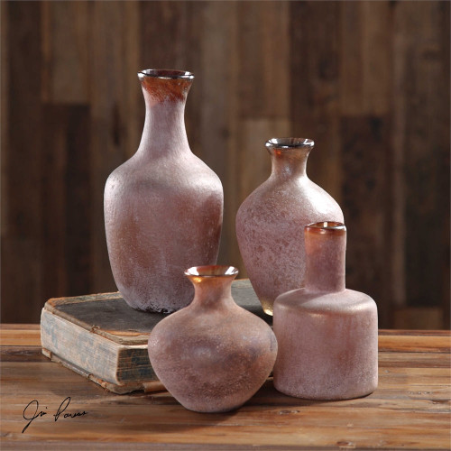 Carri Vases Set/4