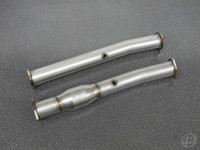 VW Mk6 Golf R Downpipe - Catalytic Converter Component