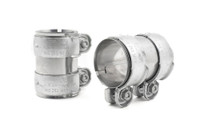 "2.36"" (60mm) Stainless Steel Sleeve Clamp"
