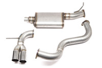 Audi A3 2.0T Quattro Cat-Back Exhaust System (8P)