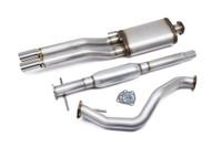 VW Mk3 Jetta Slip Fit Cat-Back Exhaust System