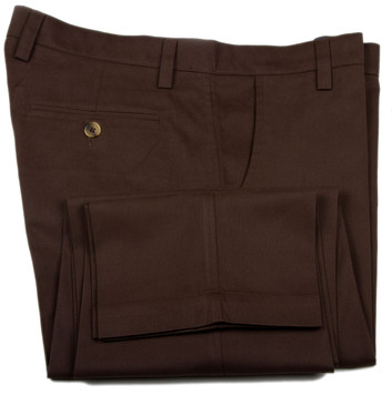 Twill Choclate Brown