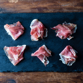 La Quercia Prosciutto Americano - Sweet and Salty Ham
